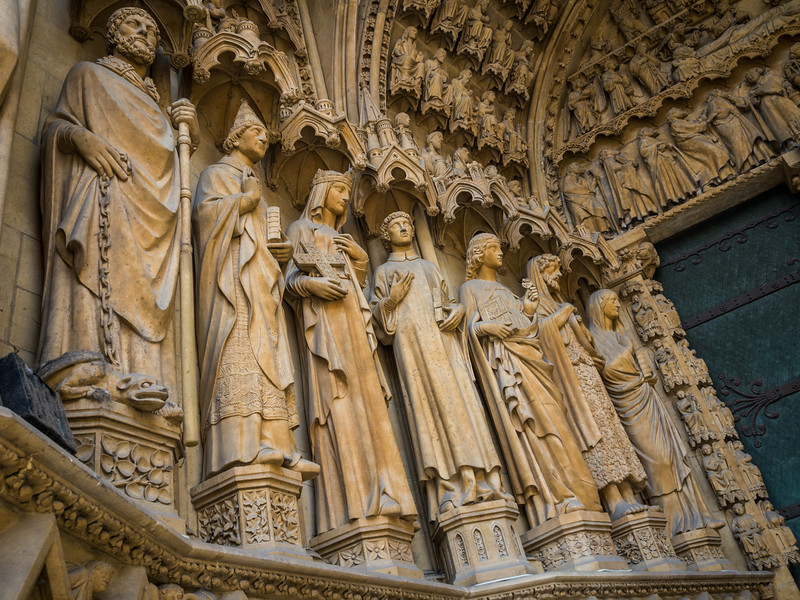 Guardian Saints of the Cathedral, Metz