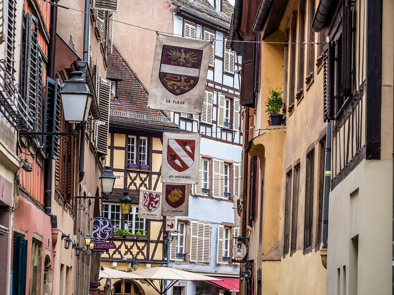 Little Banners, Strasbourg