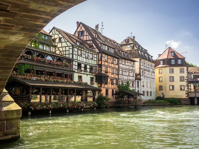 From Under the Bridge, Strasbourg