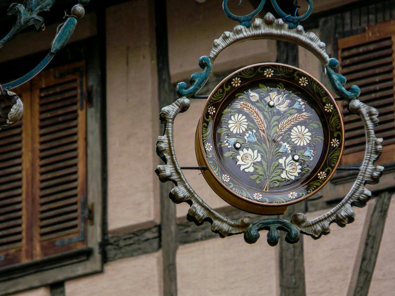 Shop Sign, Eguisheim