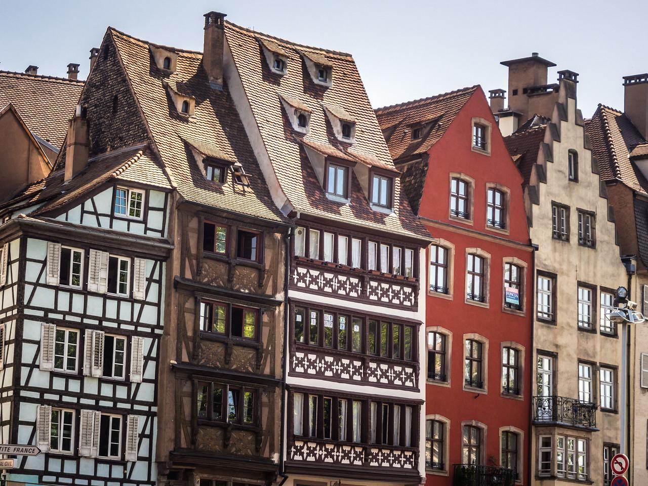 Strasbourg Rooftops, France