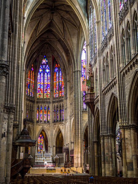 High Altar, Metz Cathedral