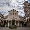 Courtyard of the Duomo, Salerno