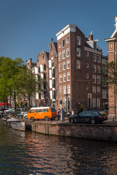 At the Corner, Amsterdam
