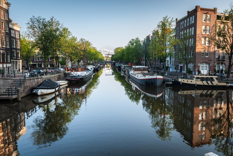 Straight Ahead, Amsterdam, The Netherlands