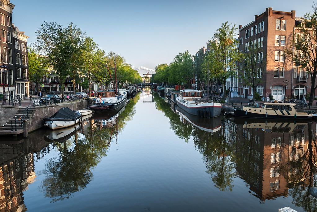 Straight Ahead, Amsterdam, The Netherlands