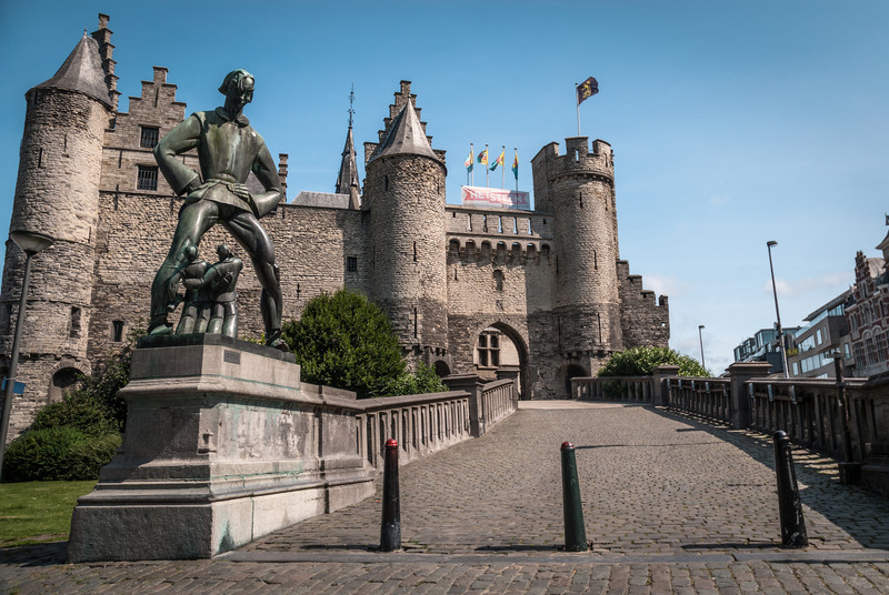 The Castle and the Codpiece, Antwerp