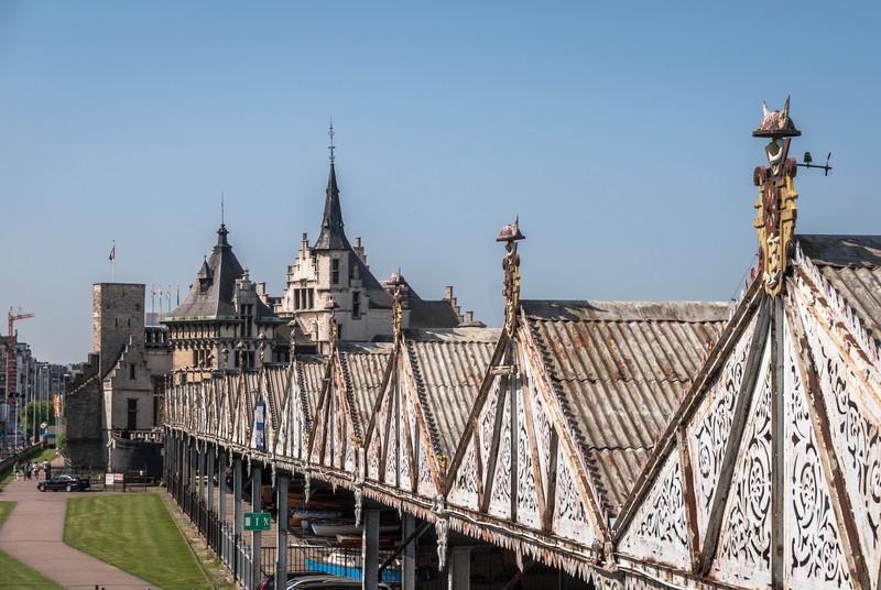 Along the Gables, Antwerp
