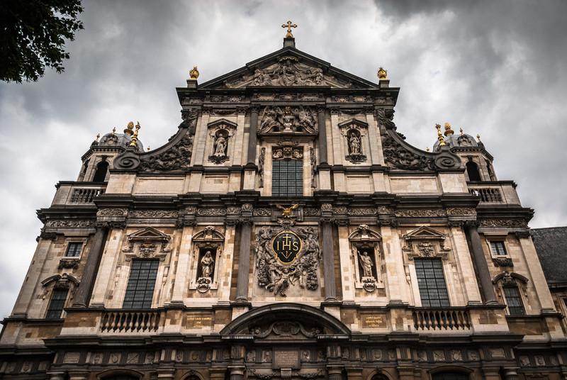 Church of St. Charles Borromeo, Antwerp