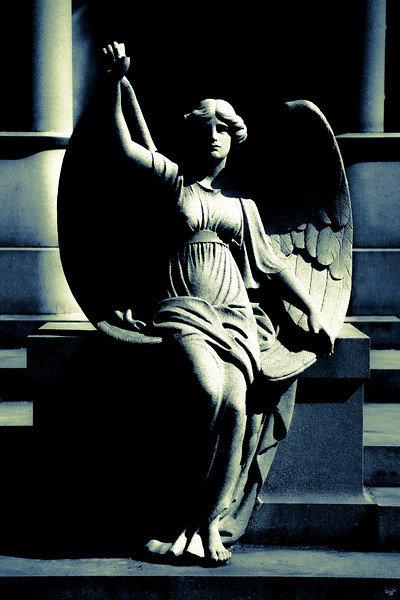 Art Deco Angel
