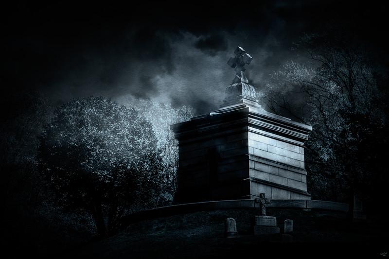 Moonlight Mausoleum