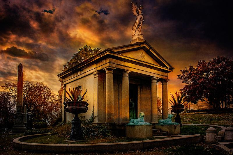 Tomb of The Freemason