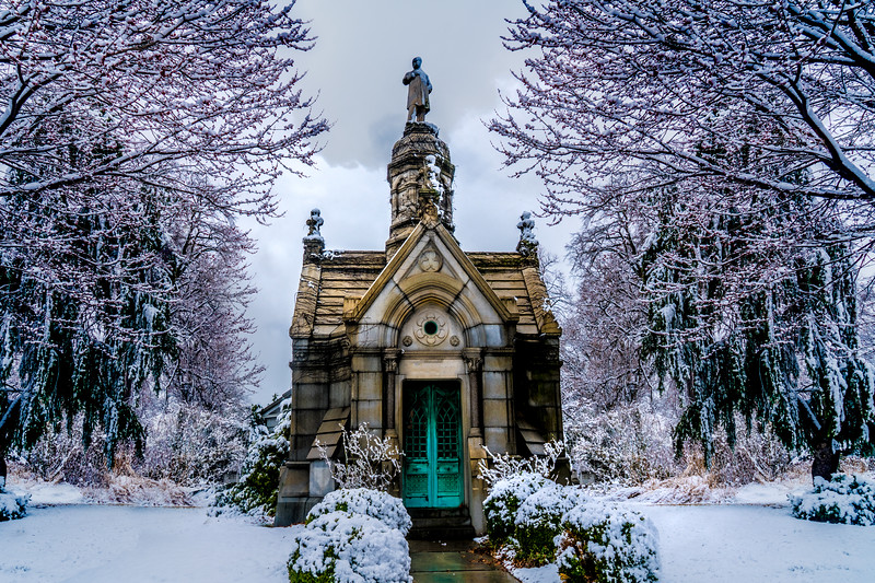 The Snow Tomb