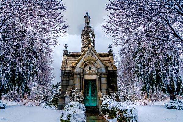 The Snow Tomb