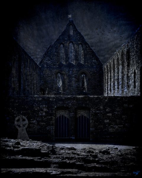 Midnight at Battle Abbey