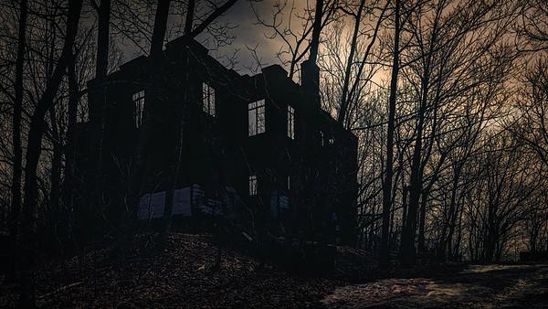 Haunted Mountain Nights