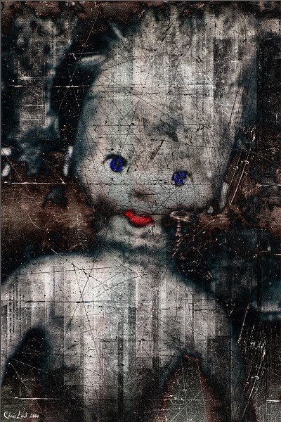 Spooky The Doll