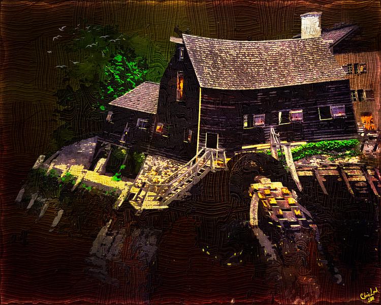 Gothic Dream Mill