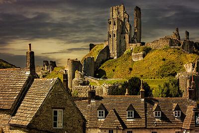 Castle Corfe