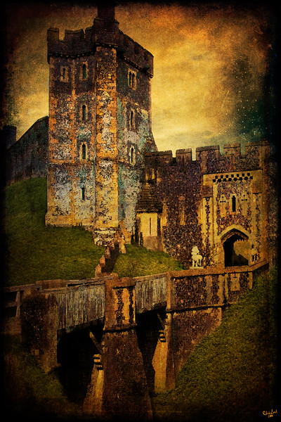 A Tower and Gate to Arundel Castle