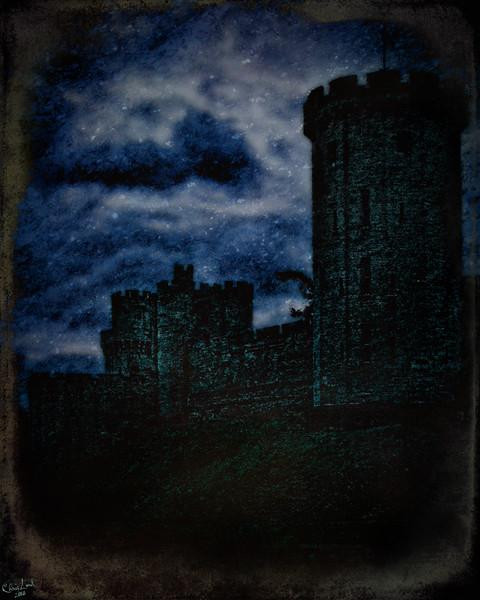 Warwick Castlle Towers