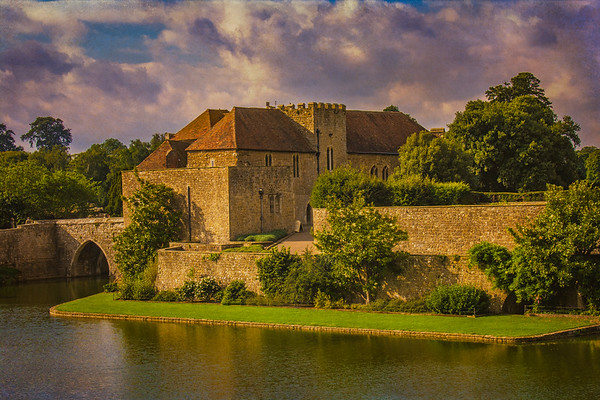 The Moat In Sunshine