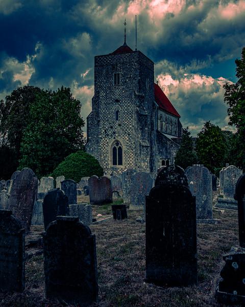 St. Andrew & St. Cuthmans Church