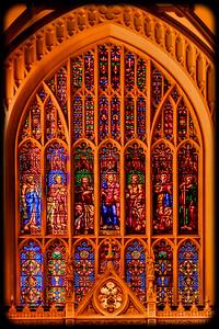 Trinity Church Stained Glass Window