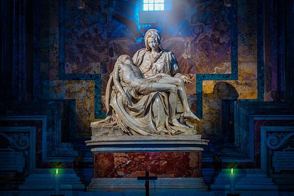 Michaelangelo's Pieta