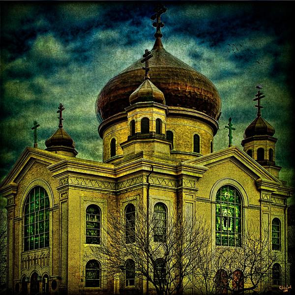 Russian Orthodox Church In Brooklyn