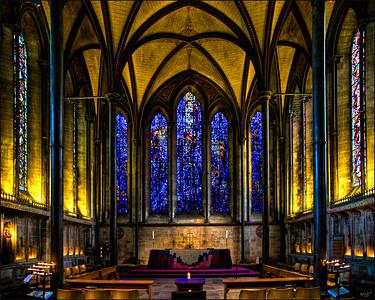 A Chapel At Salisbury