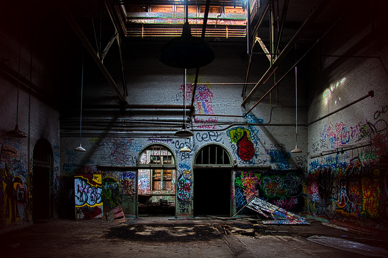 The Graffiti Studio