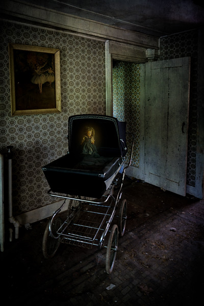 A Haunted Baby Carriage?
