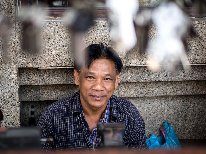 Key Cutter, Bangkok