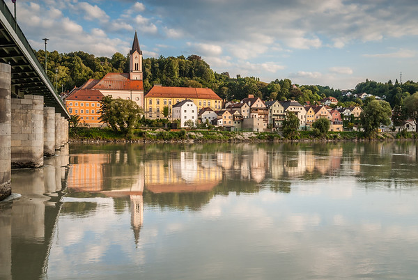 Inn Reflections, Passau