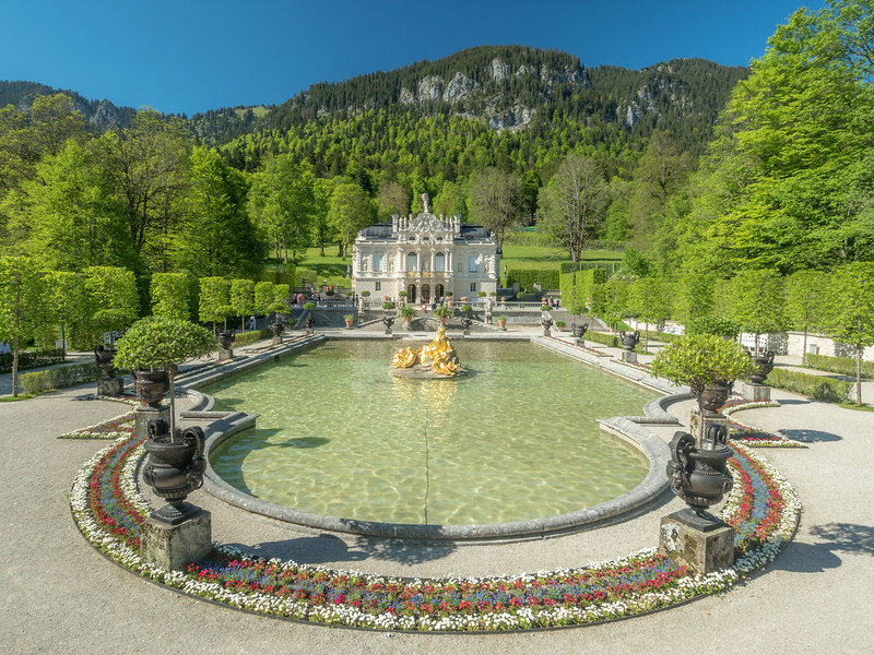 Linderhof Palace, Germany