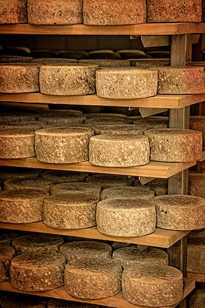 A Tuscan Dairy Farm