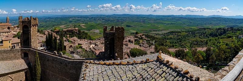Fortezza Di Montalcino