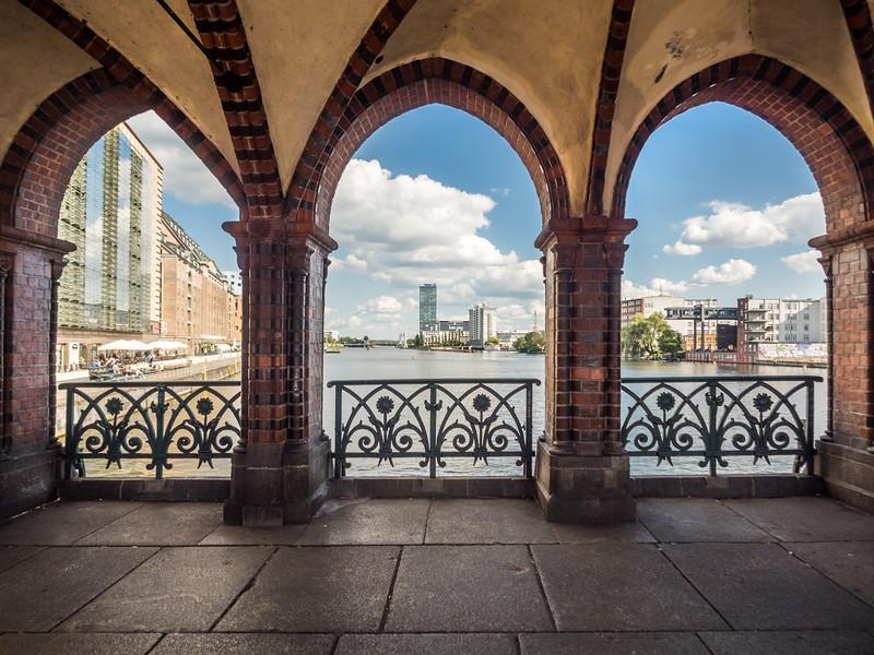 From under the Bridge, Berlin