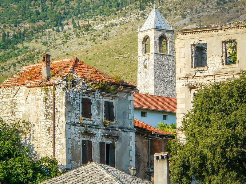 Scars, Mostar, Bosnia