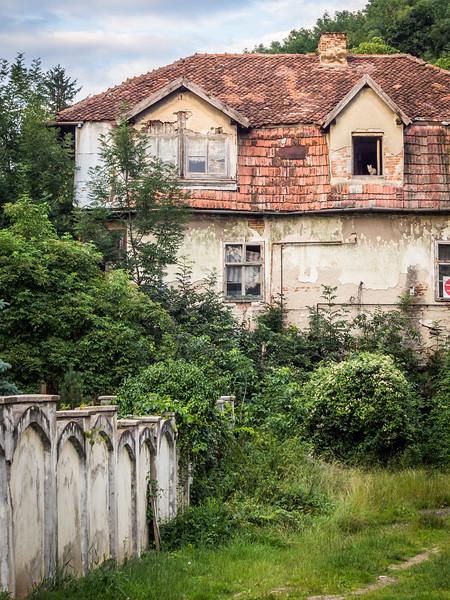 Abandoned House, Brașov