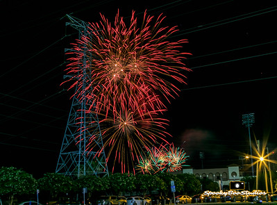 BrightHouse Field Fireworks