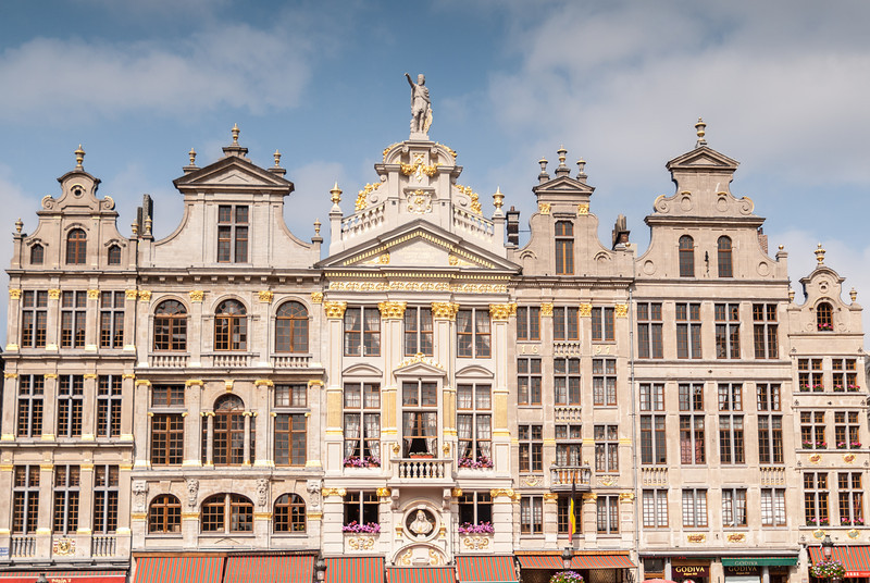 The Guildhouse Gables, Brussels