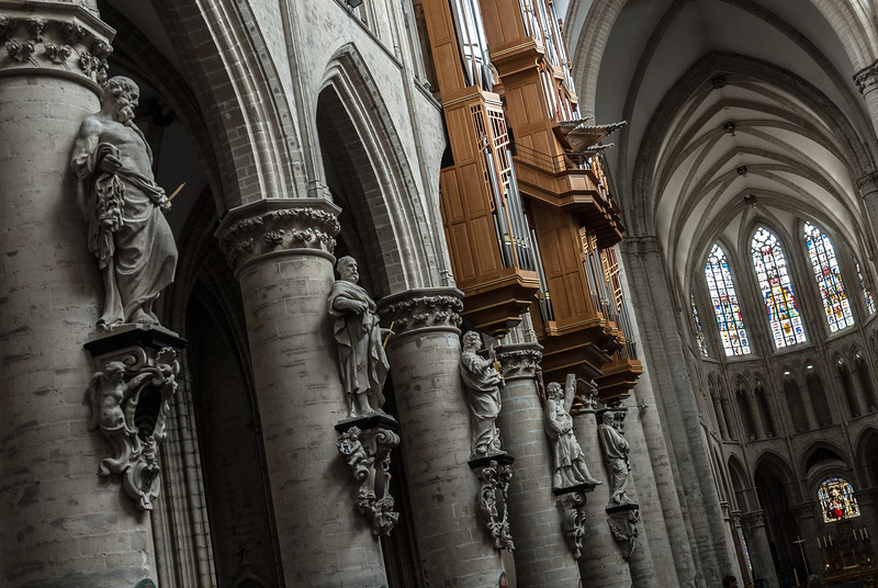 Watchmen of the Cathedral, Brussels