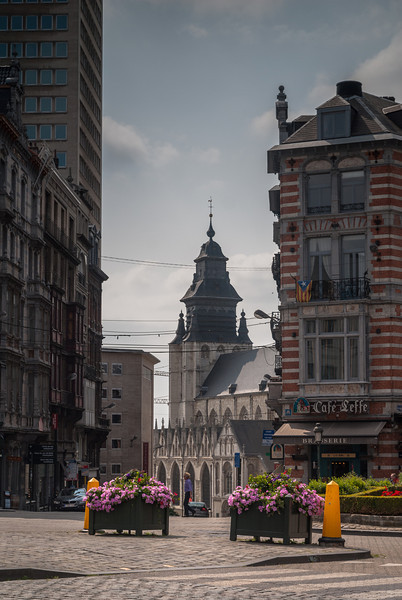 The Church of Our Lady from Un Oiseau, Brussels
