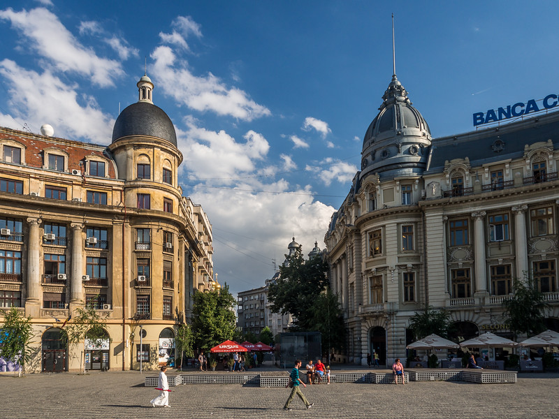 Grand Banks of Bucharest