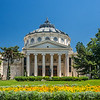 The Romanian Athenaeum, Bucharest