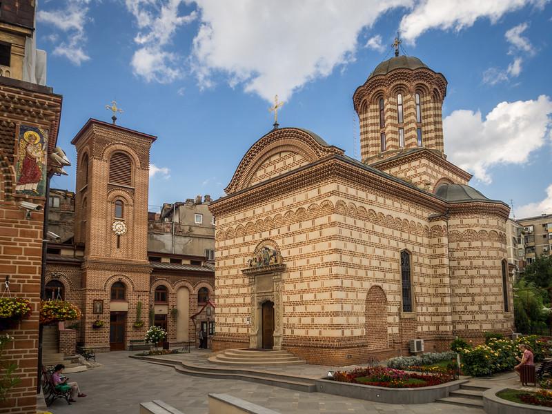 Biserica Sfântul Antonie - Curtea Veche, Bucharest
