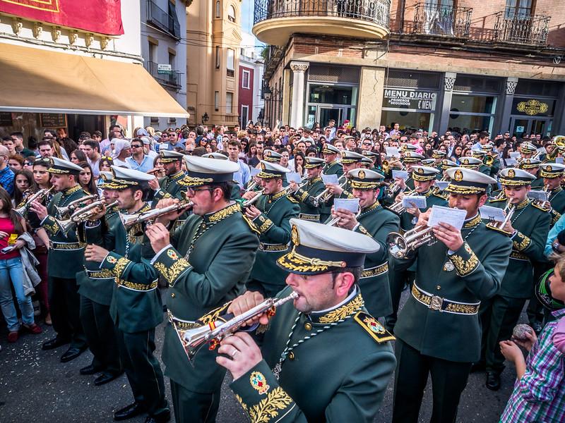 Oh the Sound of Spanish Brass, Córdoba, Spain
