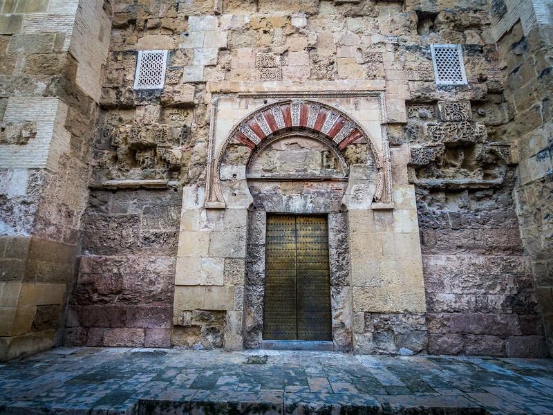 Crumbling Portal, Córdoba